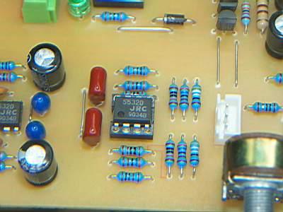 lm3886制作的纯直流功率放大器